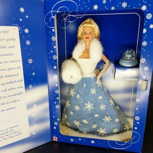 Snow Sensation Special Edition Barbie